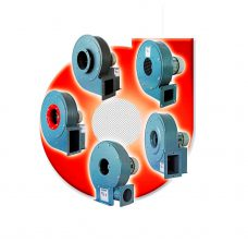 CENTRIFUGAL FANS HIGH PRESSURE DIRECT CONNECTION