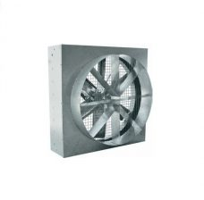 AXIAL FANS FOR ZOOTECHNICAL USE ES SERIES