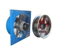 WALL MOUNTING AXIAL FANS LQT/LPT SERIES