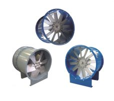DUCTED AXIAL FANS PMA PMA/C SERIES
