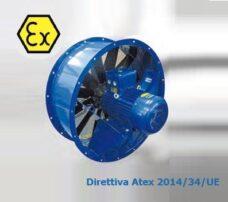 Direttiva ATEX: ATmosphere EXplosive