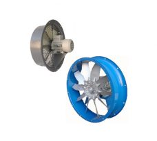 RING-SHAPED AXIAL FANS MP SERIES